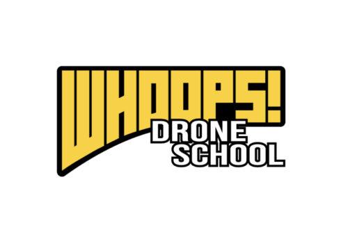 WHOOPS!ロゴ