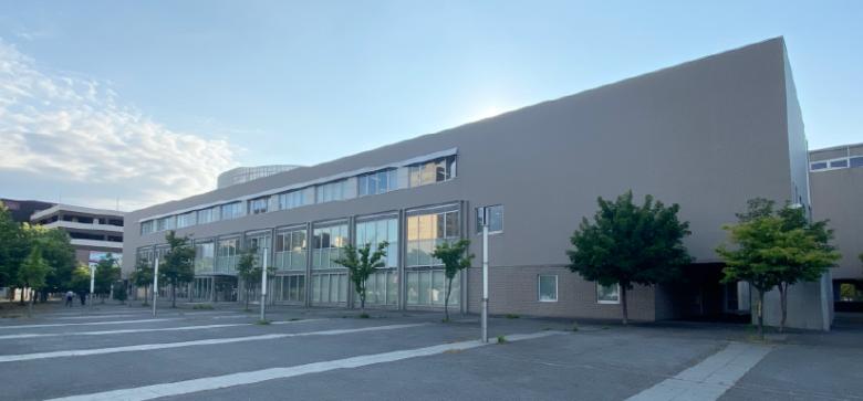 北海道立職業能力開発支援センター外観